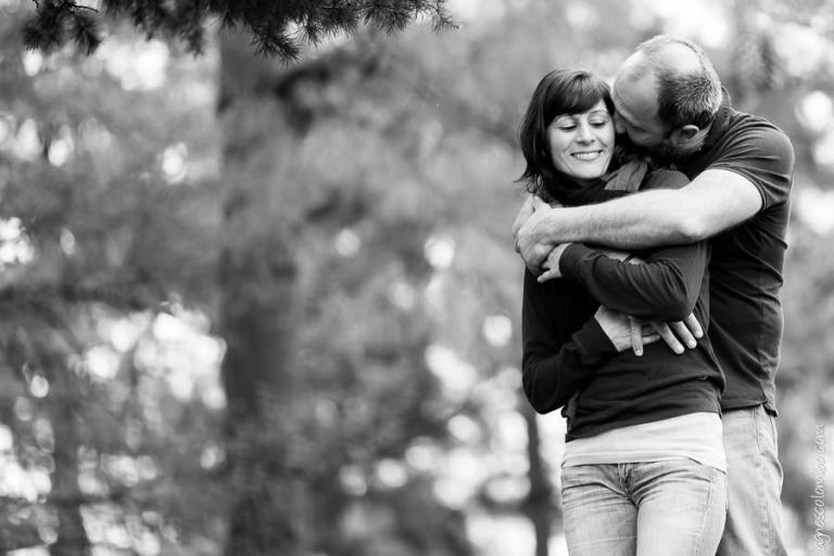 Seance photo couple Nanterre | Agnes Colombo, photographe couple Paris
