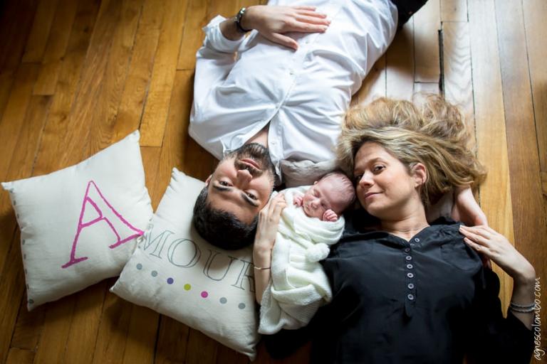 Seance photo bebe Paris Monceau | Agnes Colombo, photographe maternite Paris