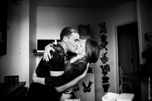 Seance photo couple intime Vanves | Charline & Yoann