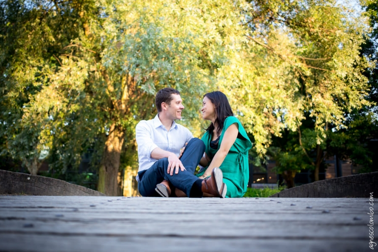 Seance Photo Engagement Paris | Agnes Colombo, photographe engagement Paris