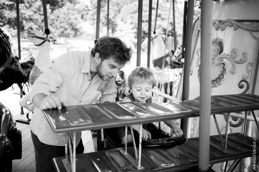 Seance photo famille Jardin d'Acclimatation Paris | Agnes Colombo, photographe maternite Paris