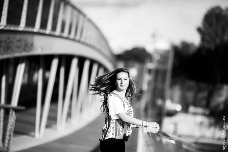 Portrait d'ado Paris | Agnes Colombo, photographe femme Paris