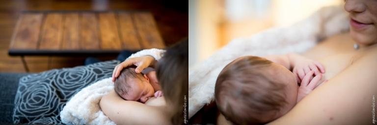 Agnes Colombo, photographe maternité Paris