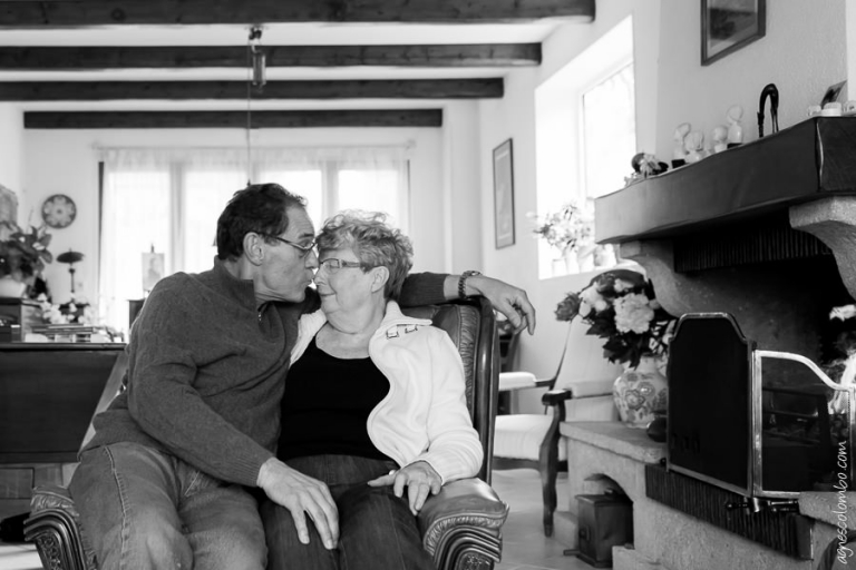 Photographe couple Deuil-La-Barre | Agnes Colombo, photographe couple Paris