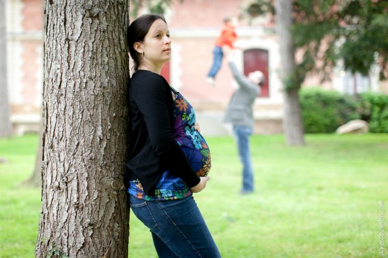 Photographe femme enceinte Paris | Agnes Colombo, photographe grossesse Paris