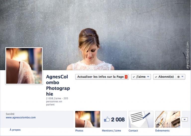 Concours photo facebook 2000 fans | Agnes Colombo, photographe de vie Paris