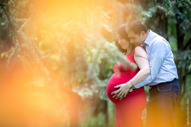 Photographe femme enceinte Boulogne | Agnes Colombo, photographe grossesse Paris