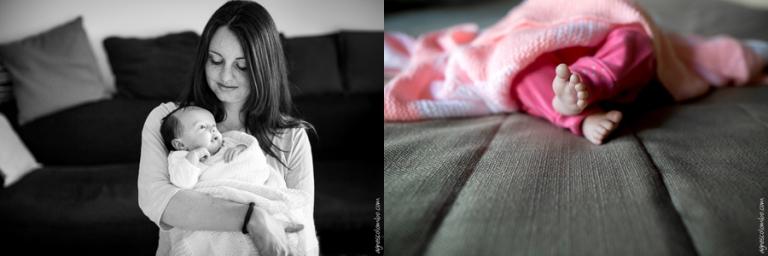 Seance nouveau-ne Saint-Cloud | Agnes Colombo, photographe bébé Paris