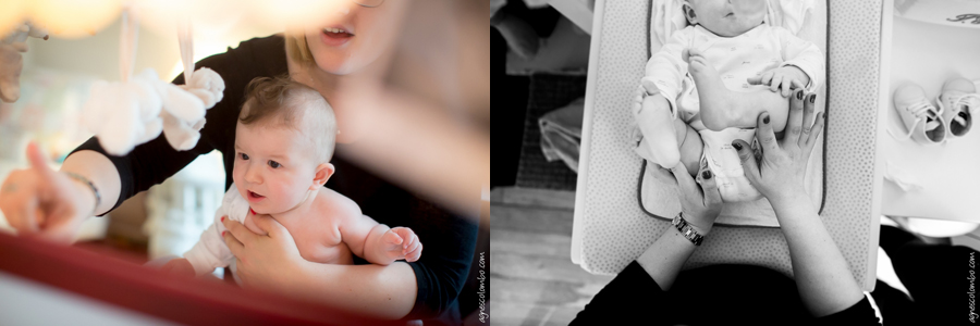 Photographe quotidien bebe Paris | Agnes Colombo, photographe bebe Paris
