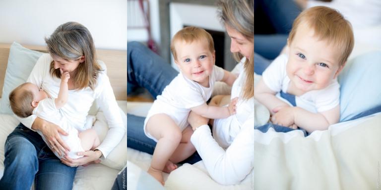 Photo allaitement Colombes | Agnes Colombo, photographe bebe Paris