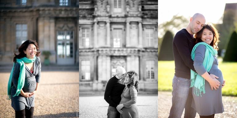 Photographe grossesse Maisons-Laffitte | Agnes Colombo, photographe maternité Paris