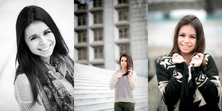 Portrait de jeune femme Paris La Défense | Agnes Colombo, photographe portrait Paris
