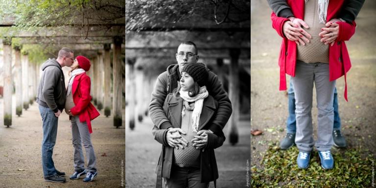 Photographe grossesse Issy-les-Moulineaux | Agnes Colombo, photographe grossesse Paris