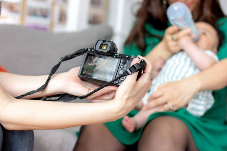 Un super boitier pour une super photographe
