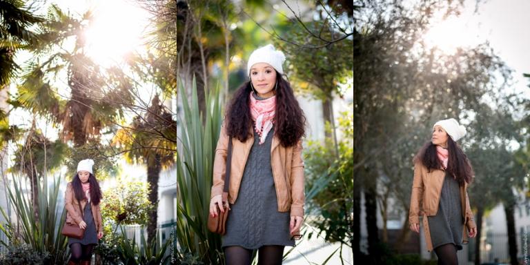 Photographe portrait Jardin du Sud Puteaux | Agnes Colombo, photographe portrait Paris