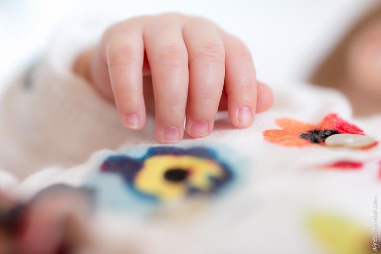 Seance photo bebe 3 mois La Garenne-Colombes | Agnes Colombo, photographe bebe Paris