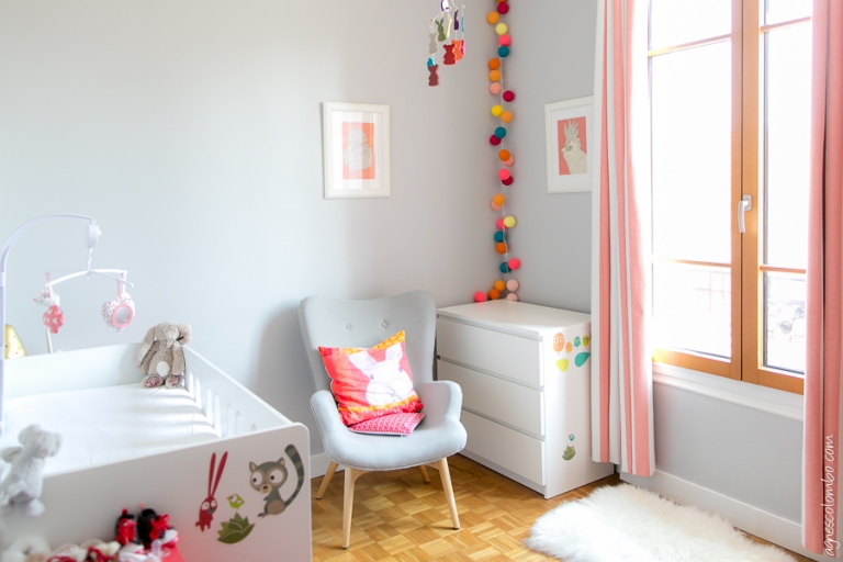 Awesome guirlande lumineuse chambre bebe fille images design