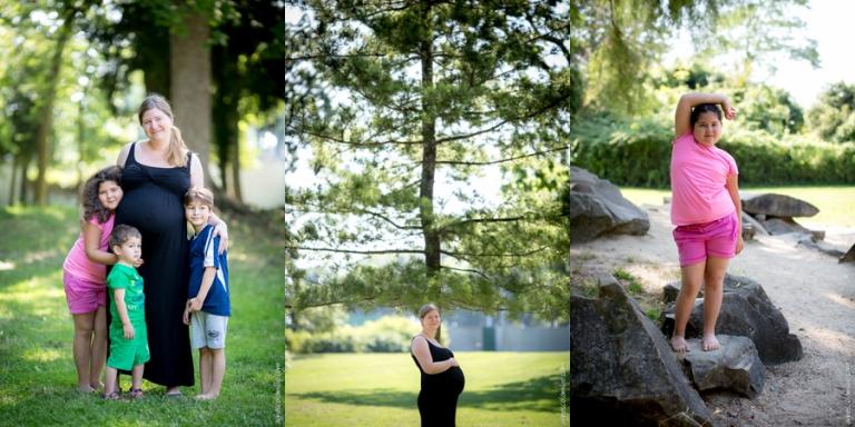 Photographe grossesse Conflans-Sainte-Honorine | Agnes Colombo, photographe grossesse Paris