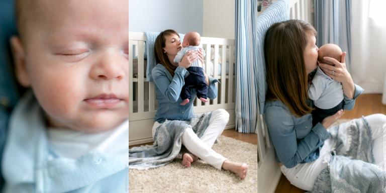 Photographe bébé 2 mois Viroflay
