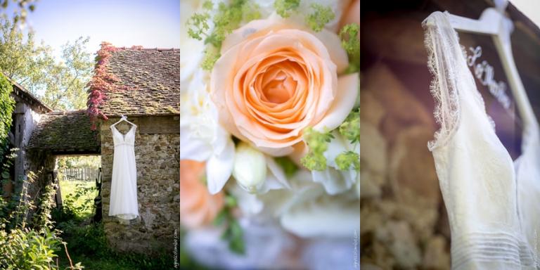 Photographe mariage Moulin Douze | Agnes Colombo