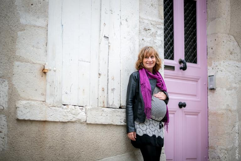 Photos femme enceinte Blois | Agnes Colombo