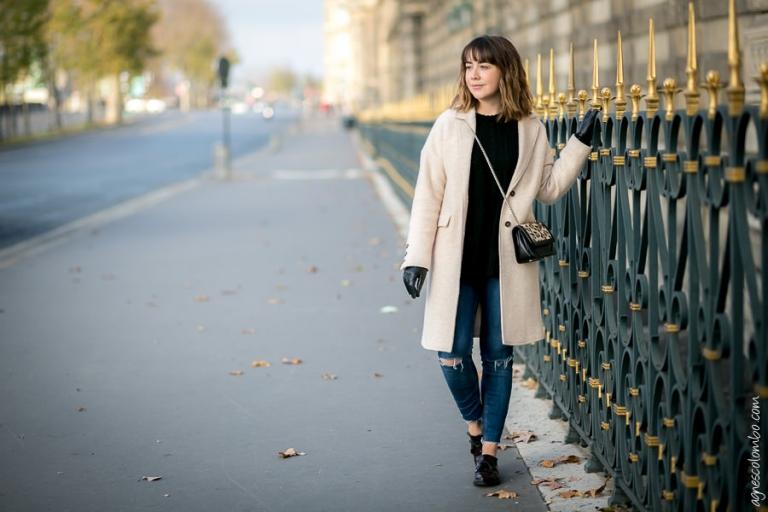 Shooting parisien, Du Style Madame | Agnes Colombo, photographe portrait Paris