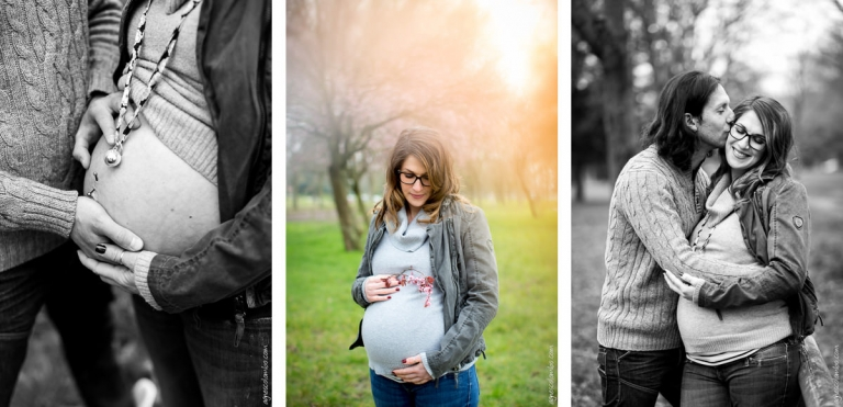 Photographe femme enceinte 92