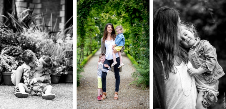 Photo de famille Bagatelle Neuilly