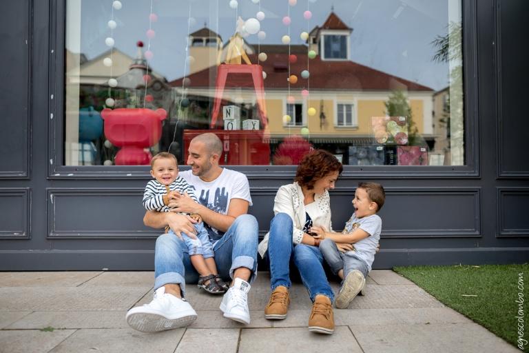 Photographe famille Puteaux