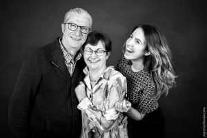 Portraits de famille studio Rueil <br> Jennifer & co