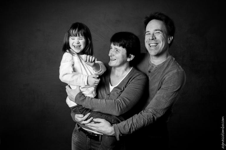 Portrait de famille Studio Paris