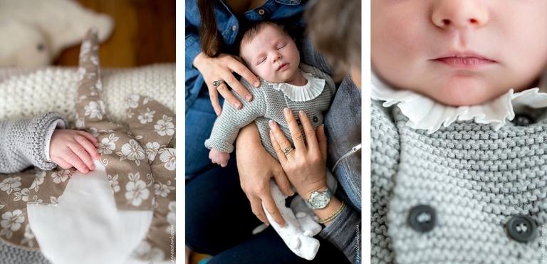 Photo bébé à domicile Colombes
