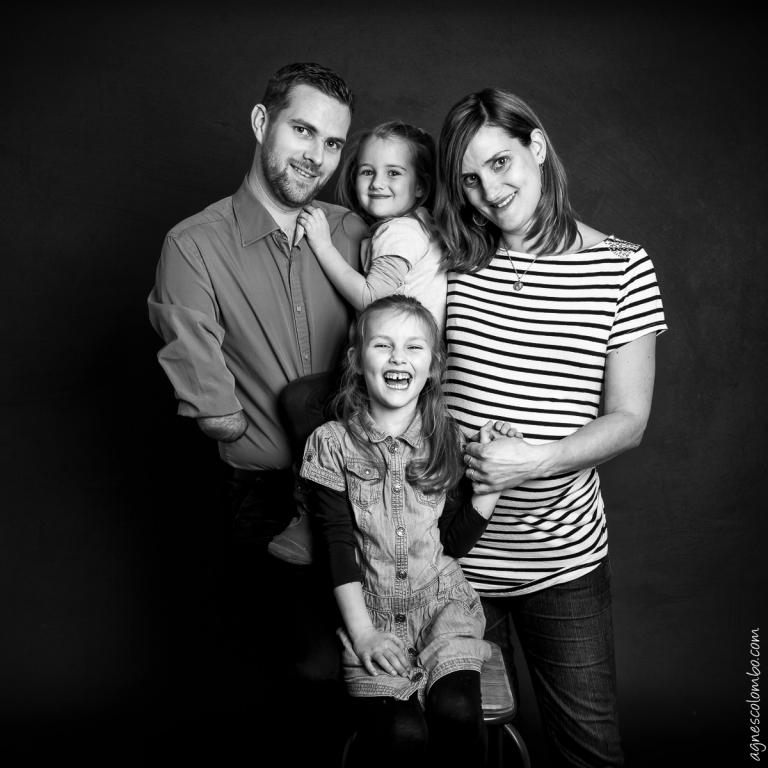Photographe grossesse en famille Paris