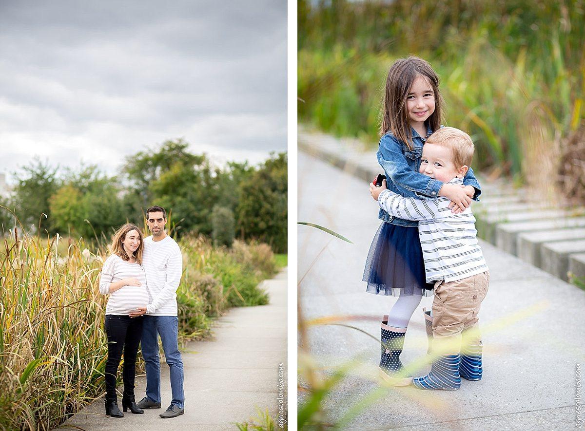 Photos de grossesse Clichy