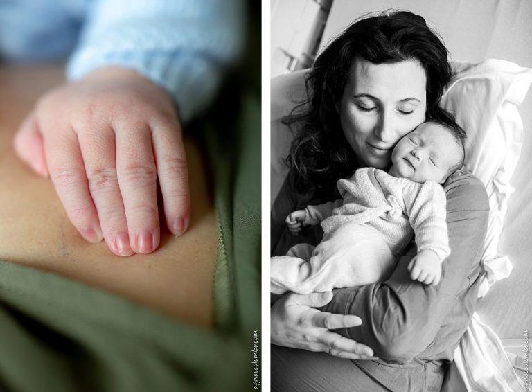 Séance photo bébé maternité Hopital Foch
