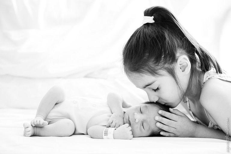Séance photo maternité aux Diaconesses