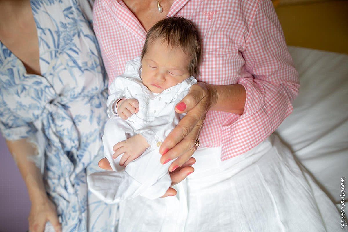 Photo bébé Clinique Sainte-Thérèse