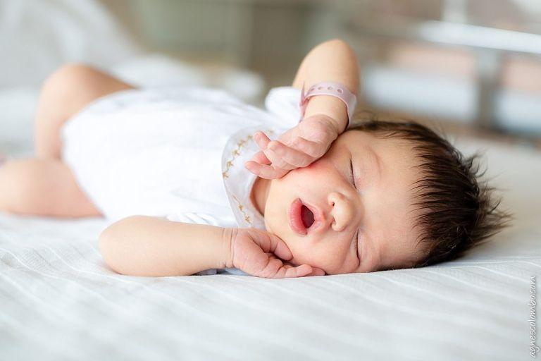 La peur des mamans du photographe de maternité