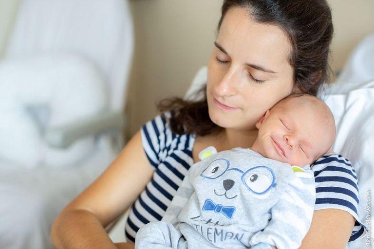 Photographe maternité de la Clinique Saint-Germain
