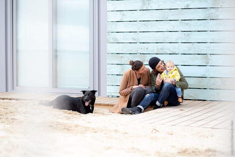 Photographe famille La Baule