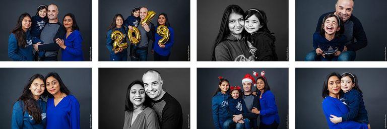 Photos décontractées en famille Nanterre