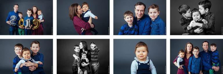 Photos décontractées en famille Rueil-Malmaison