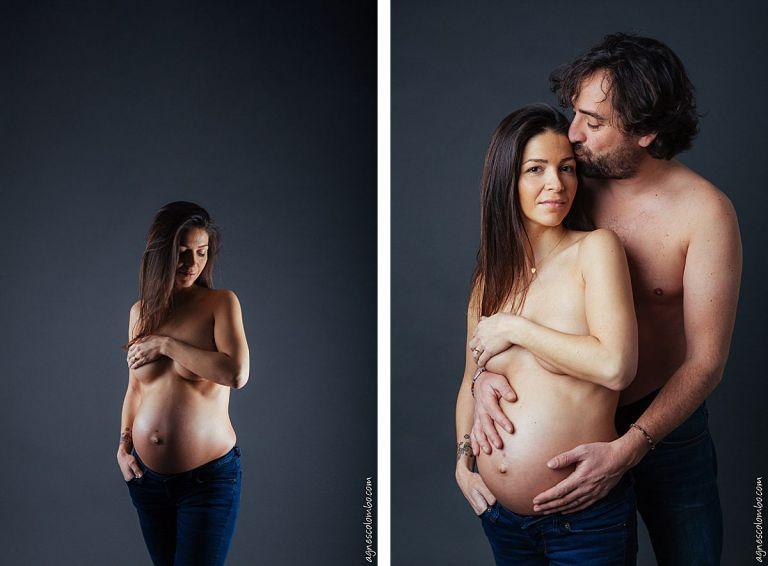 Shooting femme enceinte Paris