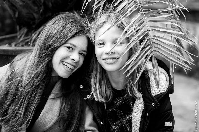 Portraits de soeurs paris