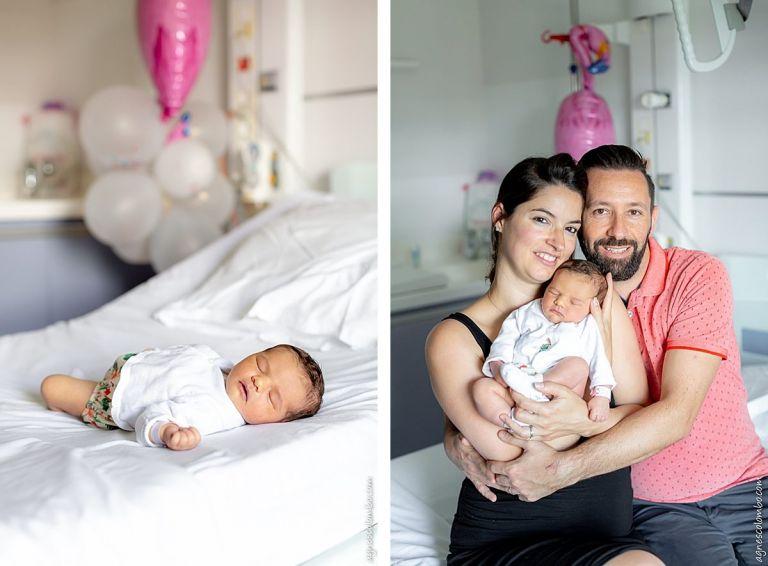 Photographe maternité bébé