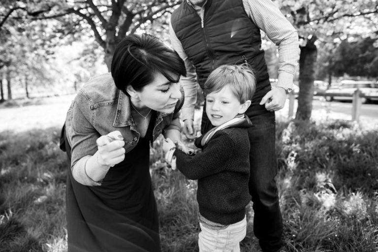 Préparer son enfant pour une séance photo
