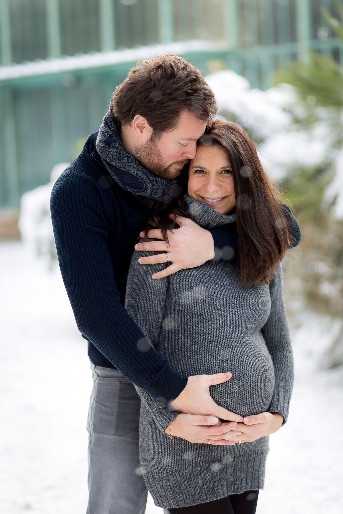 seance grossesse en amoureux paris