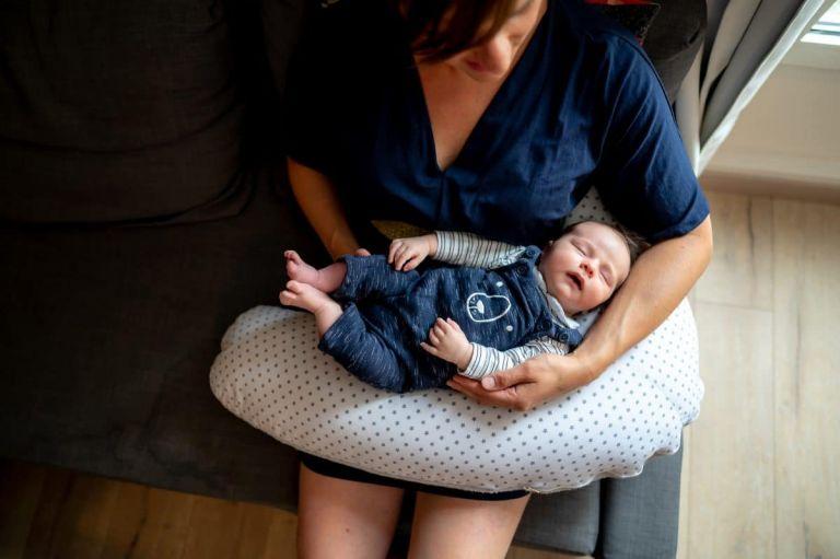 Faire une séance photo bébé à la maison Paris & Hauts-de-seine