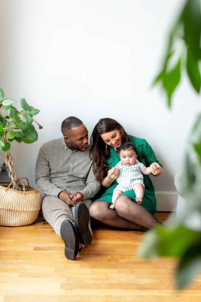 séance bébé à domicile Paris
