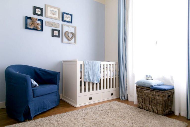 Décorer la chambre de bébé pour de jolies photos
